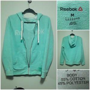 Reebok Women's Light Zipup Activewear Sweatshirt